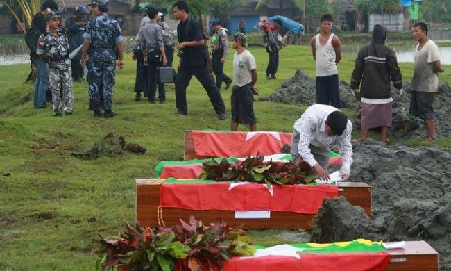 """39 قتيلا بهجمات مسلحة في ولاية """"أراكان"""" بميانمار"""