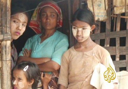 الروهينغا.. منبوذون وضحايا تجار البشر