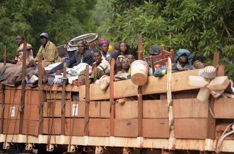إفريقيا الوسطى: إجلاء أكثر من 90 مسلماً من بانغي إلى وسط البلاد