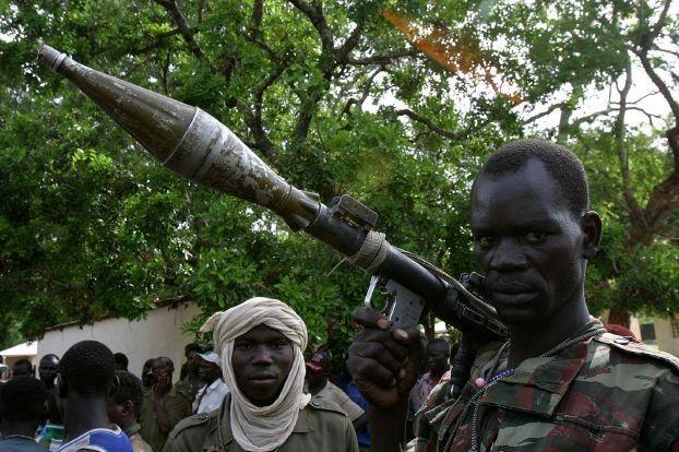 جماعات مسلحة تحاصر آلاف المسلمين في إفريقيا الوسطى