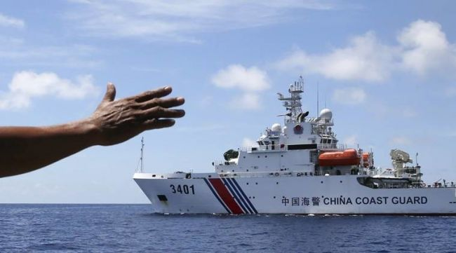 سفينتان صينيتان تصلان إلى ميانمار في زيارة مدتها خمسة أيام