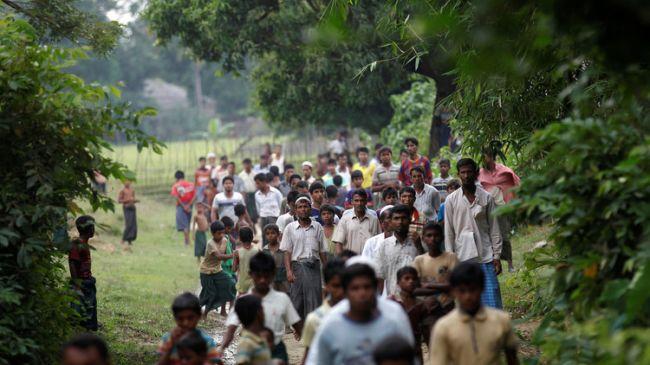 بنغلاديش: توطين نصف مليون لاجئ من الروهينغا في جزيرة غير مأهولة بالسكان