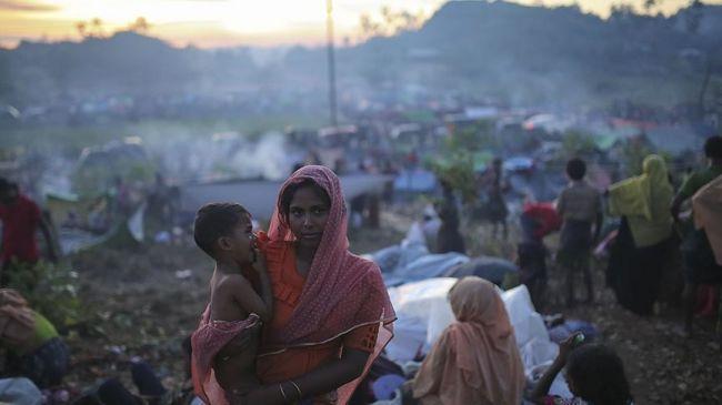 الهجرة الدولية: ارتفاع عدد الروهنغيا الفارين لبنغلاديش إلى 480 ألفا