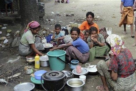 لجنة الشؤون الخارجية بالبرلمان الأوروبي تعرب عن قلقها إزاء وضع الروهينغيا في ميانمار