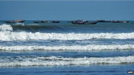 فقدان عدد من الصيادين الروهنجيين في خليج البنغال