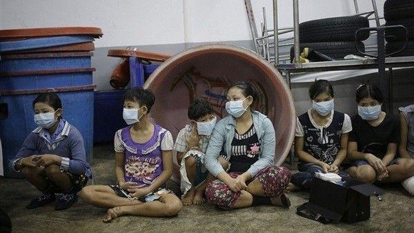 مصانع تايلاند تستعبد مهاجري بورما