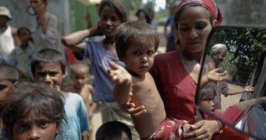 بنجلادش تدعو المجتمع الدولى لمحاولة الحد من تدفق مسلمى الروهينجا