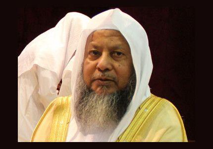 وفاة الشيخ محمد أيوب البرماوي إمام الحرم النبوي سابقاً