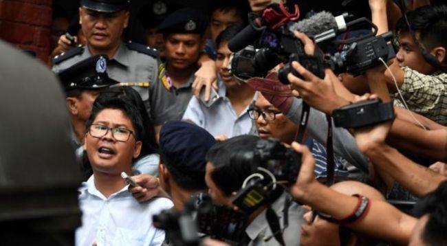تقرير خاص - هكذا عاقبت ميانمار صحفيين فضحا مذبحة بحق الروهينجا