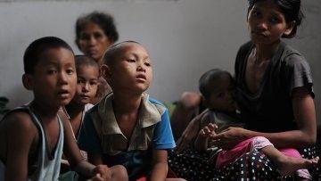 إندونيسيا تقبض على 80 لاجئاً من مسلمي بورما