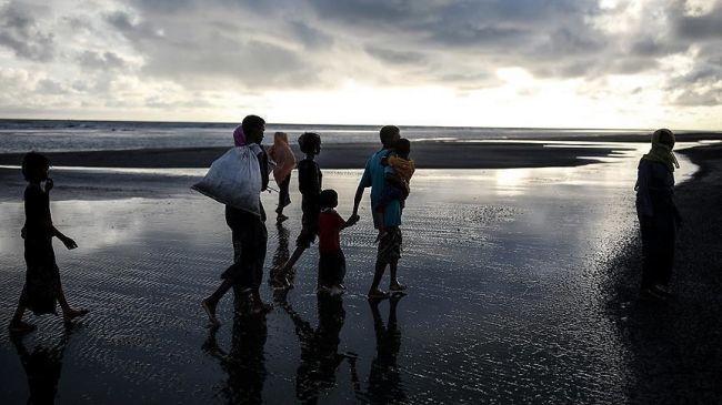 المجازر الممنهجة أجبرت 80 بالمئة من مسلمي أراكان على الهجرة