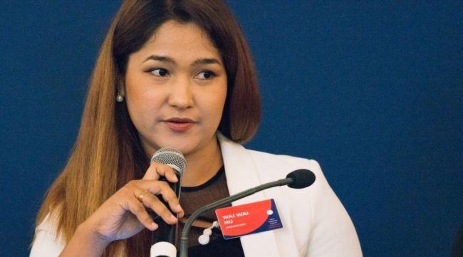 """ناشطة من الروهينغا تتحدث غن معاناتها بينما تواجه ميانمار قضية """"إبادة جماعية"""""""