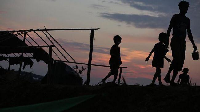صحيفة بريطانية: حكومة ميانمار تمنع وصول المساعدات إلى أراكان
