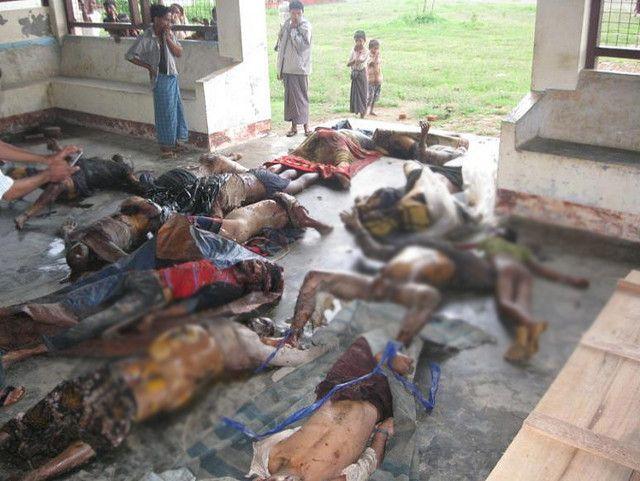 """بالأدلة.. وقوع إبادة جماعية ضد شعب """"الروهنجيا"""" في أراكان بورما"""