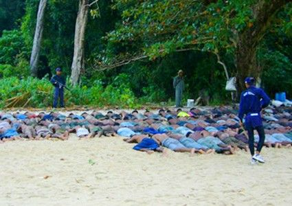 تايلاند تعيد 1300 من أقلية الروهنجيا لبورما رغم التحذيرات الحقوقية الدولية