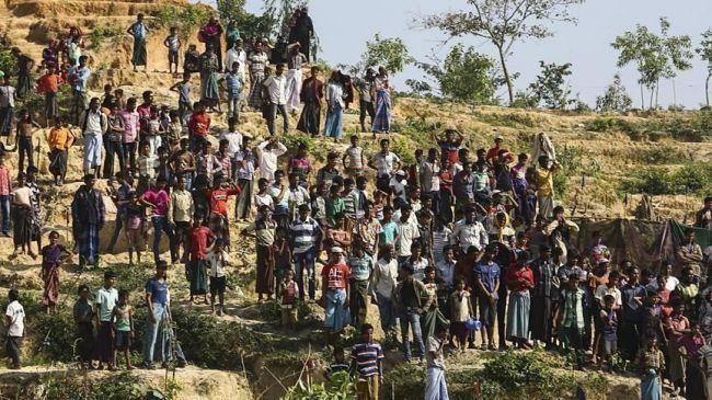أزمة لاجئي الروهنغيا.. الهند تدعو المجتمع الدولي لمساعدة بنغلاديش