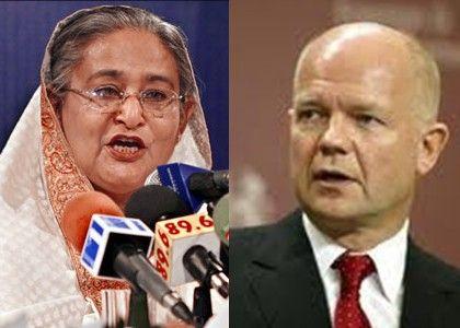 رئيسة وزراء بنجلاديش تبحث مع بريطانيا أوضاع اللاجئين الروهنجيين