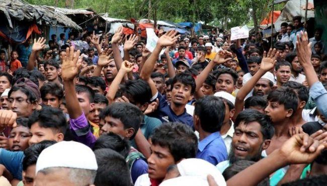بنجلادش وميانمار تتفقان على بدء إعادة الروهينجا بحلول منتصف نوفمبر