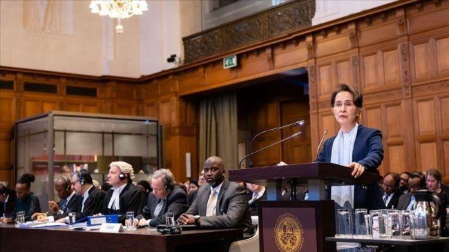 """مجلس الروهنغيا الأوروبي يدين عدم استخدام زعيمة ميانمار كلمة """"روهنغيا"""""""