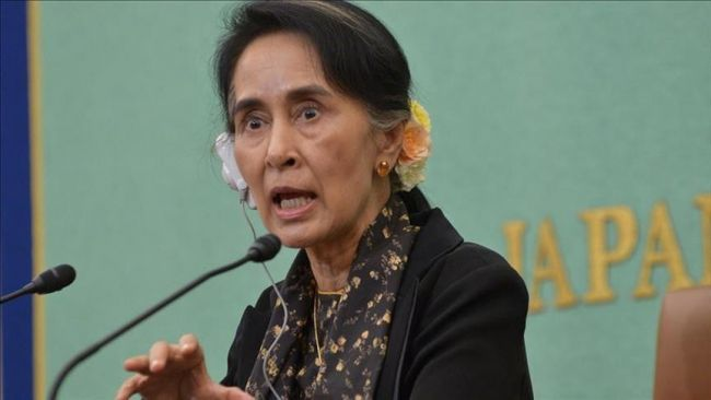 زعيمة ميانمار: عودة لاجئي الروهنغيا رهن بنغلاديش