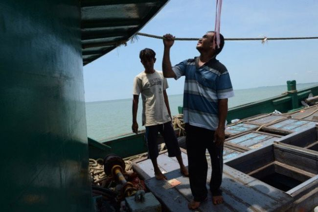 20 sentenced in Myanmar for trafficking boat people