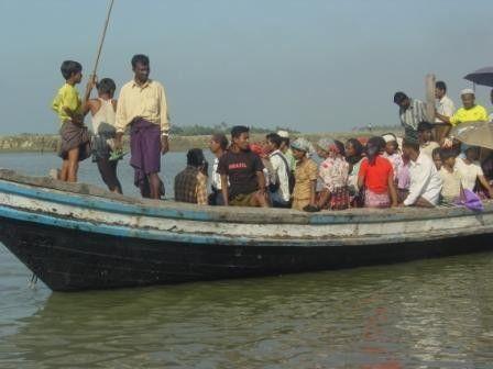 الإبادة الجماعية تجبر الروهنجيا اللجوء إلى بنغلادش