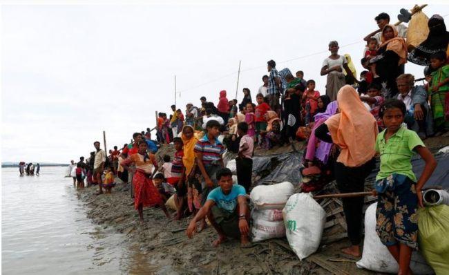الأمم المتحدة: 370 ألفا من الروهينجا فروا من ميانمار إلى بنجلادش