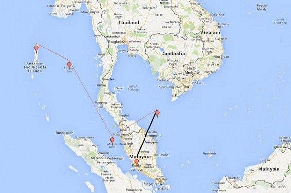 """ماليزيا تبحث عن قوارب """"الروهينغا"""" في مياهها لإنقاذهم"""