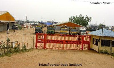 وفاة عامل من مخيمات اللاجئين في ميناء تيكناف ببنجلاديش