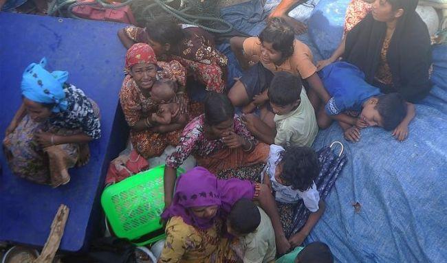 قلق من قرار تايلند إعادة لاجئين ميانماريين
