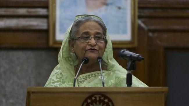 رئيسة وزراء بنغلاديش تدعو للتحقيق في الانتهاكات ضد الروهنغيا