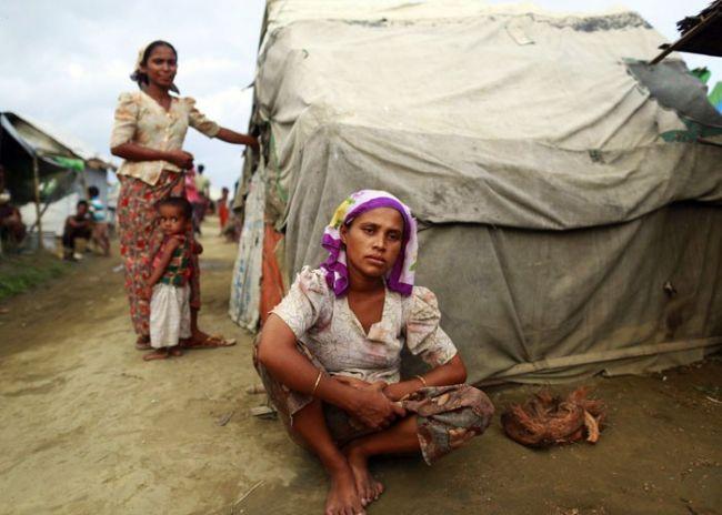 الروهنغيا المسلمون في ميانمار يموتون جوعا والحكومة تسرق أعضاءهم