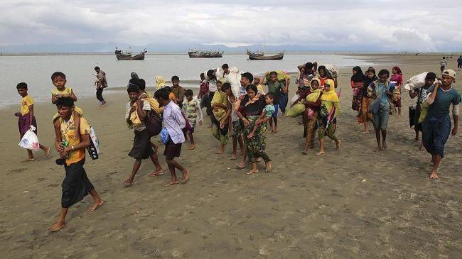 انقسامات دولية حول أزمة الروهنغيا مع إعلان الصين دعم حملة جيش ميانمار
