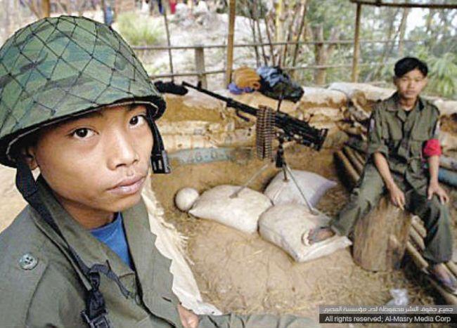 منظمة حقوقية: جيش ميانمار يمارس التعذيب والأعمال القسرية ضد عرق «كاشين»
