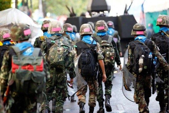 الجيش التايلندي: لا يوجد دليل على وقوع اتجار بالبشر