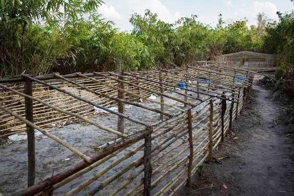 عشرات الآلاف من مسلمي بورما هربوا من جحيم التطهير العرقي