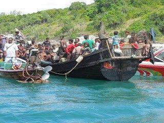 تايلند تعيد 73 من الروهنجيا إلى ميانمار