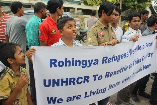 روهنجيون في إندونيسيا يطلبون اللجوء إلى أستراليا ونيوزيلندا وكندا والولايات المتحدة