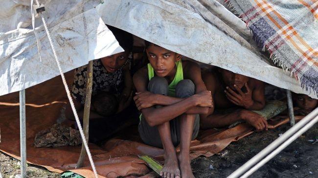جماعة حقوقية: يجب وقف العنف ضد المسلمين في ميانمار
