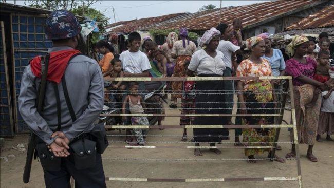 حكومة ميانمار تعمل على إغلاق 3 مخيمات لجوء في أراكان